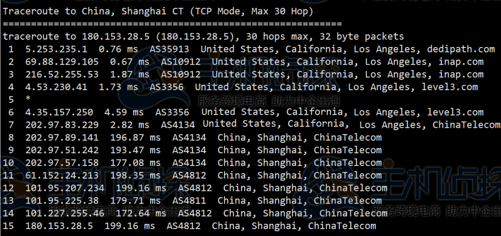 DediPath KVM SSD VPS主机洛杉矶机房综合评测